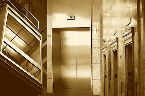 COMMERCIAL ​ELEVATOR SERVICE